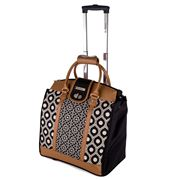 Florence Broadhurst - Spanish Honeycomb Trolley Bag