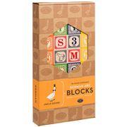 Uncle Goose - German ABC Blocks