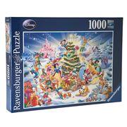 Ravensburger - Disney Christmas Eve Jigsaw Puzzle 1000pce