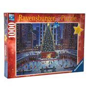 Ravensburger - NYC Christmas Jigsaw Puzzle 1000pce