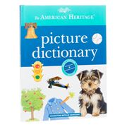 Book - American Heritage Picture Dictionary