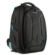 Samsonite - Business Viz Air Laptop Backpack Blue & Black