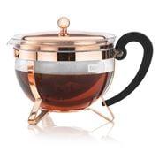 Bodum - Chambord Teapot Copper