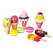 Discoveroo - Ice Cream & Desserts Play Set 9pce