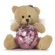 Boz Christmas - Teddy Christmas Angel with Chocolates