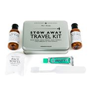 Men's Society - Stow Away Travel Kit