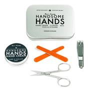 Men's Society - Handsome Hands Manicure Kit