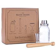 W&P Design - Mason Shaker Cocktail Kit
