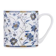 Queens - Blue Story Indian Silk Mug