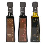 Pukara Estate - Gourmet Gift Pack Oil & Balsamic Set 3pce