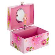 EAC - Ballerina Musical Jewellery Box
