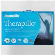 Tontine - Therapillo Gel Medium Memory Foam Pillow