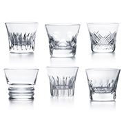 Baccarat - Everyday Baccarat Classic Tumbler Set 6pce