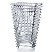Baccarat - Small Rectangular Eye Vase 19.5cm