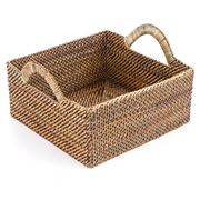 Calaisio - Large Square Basket with Handles