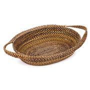 Calaisio - Oval Basket with Handles 32x21cm