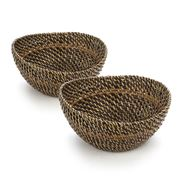 Calaisio - Round Serving Bowl Set 2pce