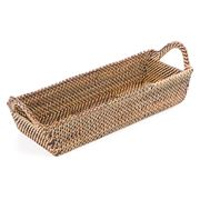 Calaisio - Rectangular Tray with Handles 33x12cm