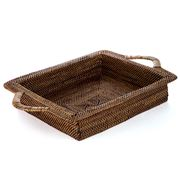 Calaisio - Medium Rectangular Tray with Handles 44x29cm