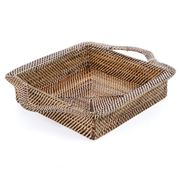 Calaisio - Square Tray with Handles 26cm