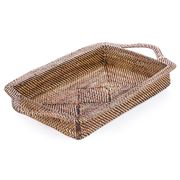 Calaisio - Rectangular Tray with Handles 41x24cm