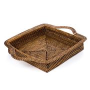 Calaisio - Arc Square Tray with Handles 26cm