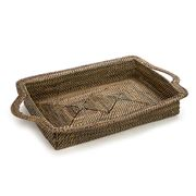 Calaisio - Arc Rectangular Tray with Handles 43x27cm