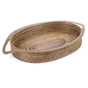 Calaisio - Arc Oval Large Tray with Handles 50cm