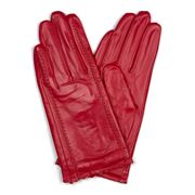 Condura - Marilyn Red Leather Medium-Large Gloves