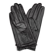 Condura - Marilyn Black Leather Small-Medium Gloves