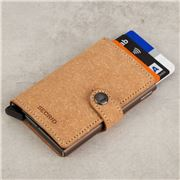 Secrid - Recycled Natural Leather Mini Wallet