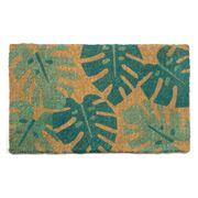 Doormat Designs - Monstera Doormat