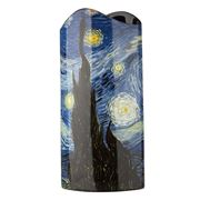 Silhouette d'Art - Van Gogh The Starry Night Vase