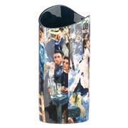 Silhouette d'Art - Renoir Bal du moulin de la Galette Vase