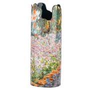 Silhouette d'Art - Monet Le Jardin de Monet les Iris Vase