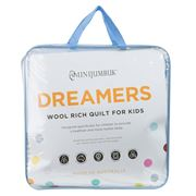 Minijumbuk - Dreamers Wool Rich Single Quilt For Kids