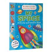 Book - My Space Activity & Sticker Book