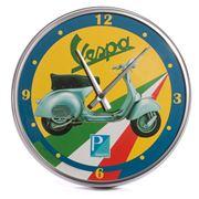 Vespa - Round Grand Sport Wall Clock