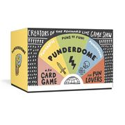 Games - Punderdome: A Card Game For Pun Lovers