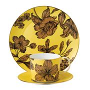 Wedgwood - Vibrance Yellow Tea Set 3pce