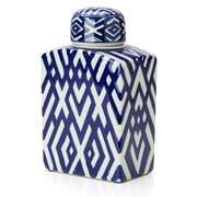 Avalon - Criss Cross Small Ginger Decorative Jar