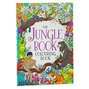 Book - The Jungle Book Colouring Book