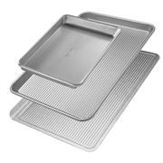 USA Pan - Baking Sheet Set 3pce
