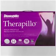 Dunlopillo - Therapillo High Profile Memory Foam Pillow