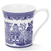 Queens - Blue Story Willow Mug