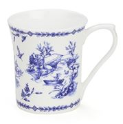 Queens - Blue Story Toile Mug