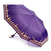 Clifton - Duck Mini Maxi Purple Umbrella