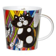 Dunoon - Lomond Catastic Diamonds Mug