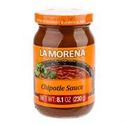 La Morena - Chipotle Sauce Jar 230g