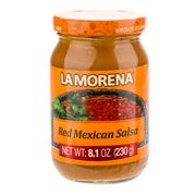 La Morena - Red Mexican Salsa Jar 230g